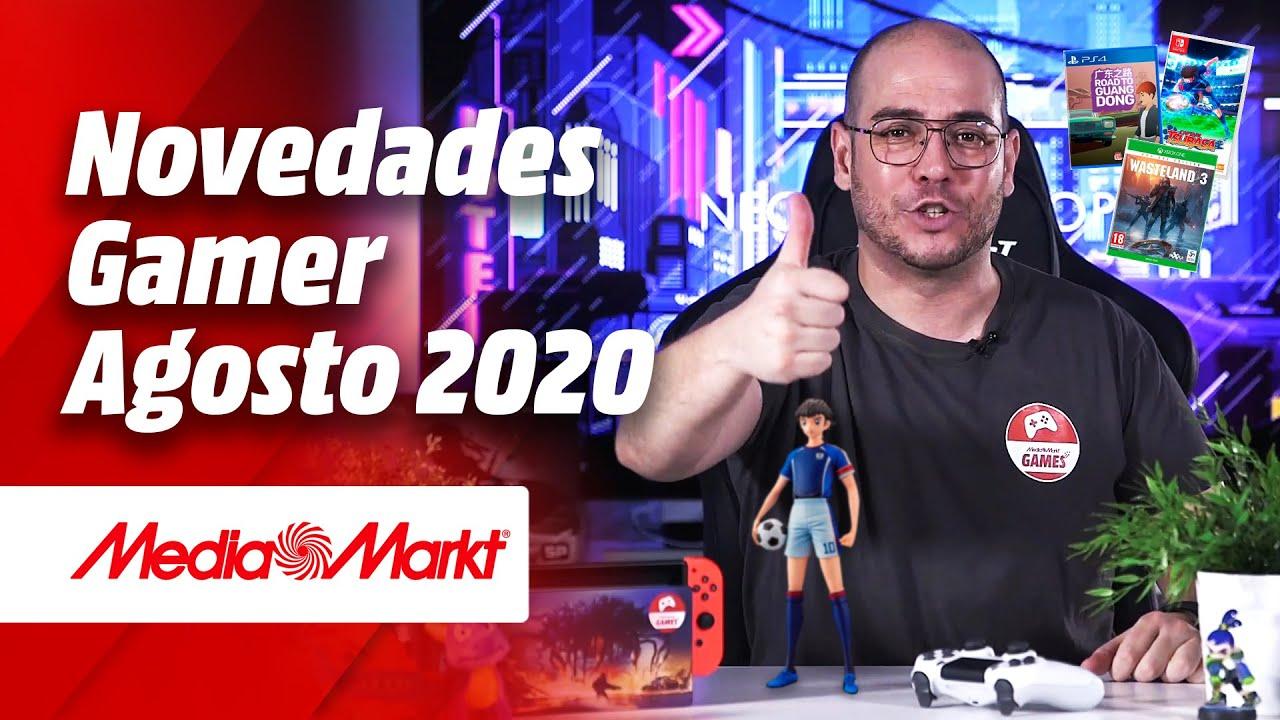 🎮 Los MEJORES lanzamientos de JUEGOS Agosto 2020 🎮