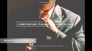 Inspiring Commercial Piano Instrumental Music That Touches Your Heart 4K | Royalty Free Stock Music