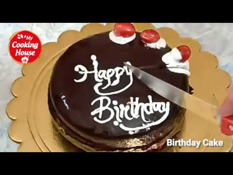 Friendz Cake Birthday Ingredients