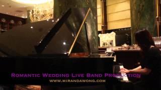 Nothing's Gonna Change my Love For You - Island Shangri-la, Hong Kong (Hong Kong Wedding Live Band)