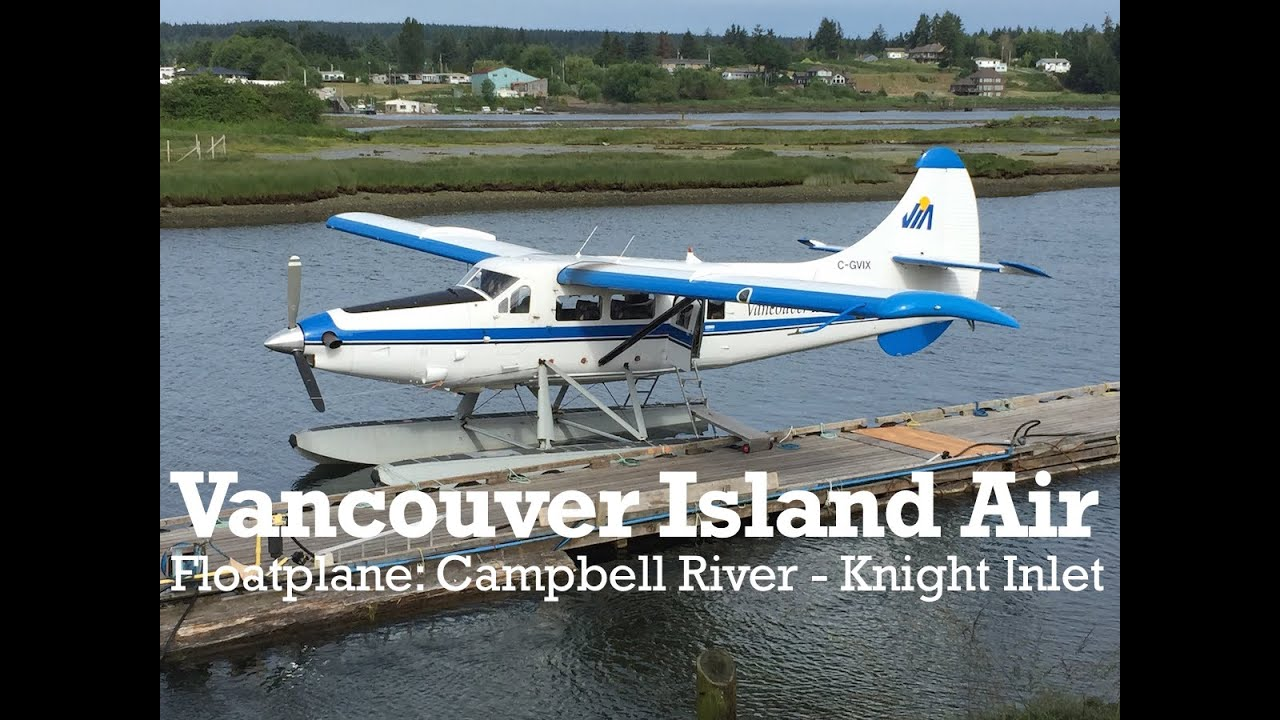 Knight Inlet Vancouver Island