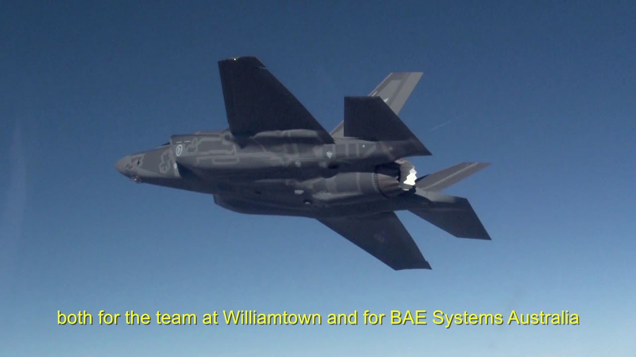 F-35 program | BAE Systems | Australia