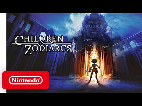 Children of Zodiarcs - Launch Trailer - Nintendo Switch