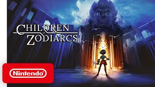 Children of Zodiarcs - Launch Trailer - Nintendo Switch