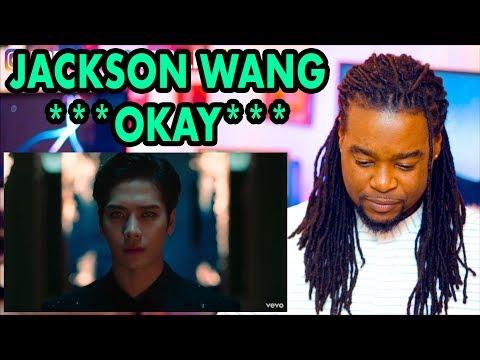 Jackson Wang - OKAY | REACTION!!! |  [MV]