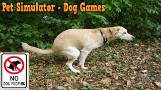 Pet Simulator - Dog Games- By MTS Free Games Simulation - iTunes/Android