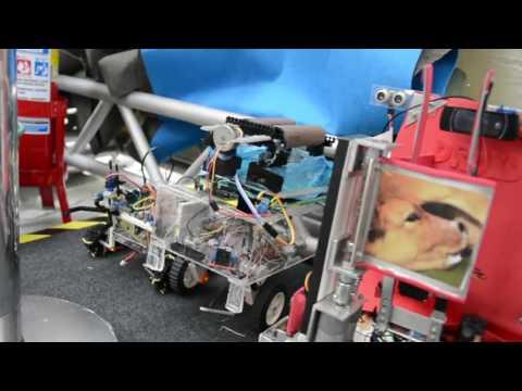 Equipe patrocinada pela AUTOTRAC vence o Latin American Robotics Competition 2016