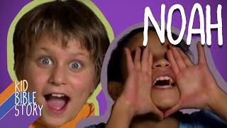 Kid Bible Story: Noah