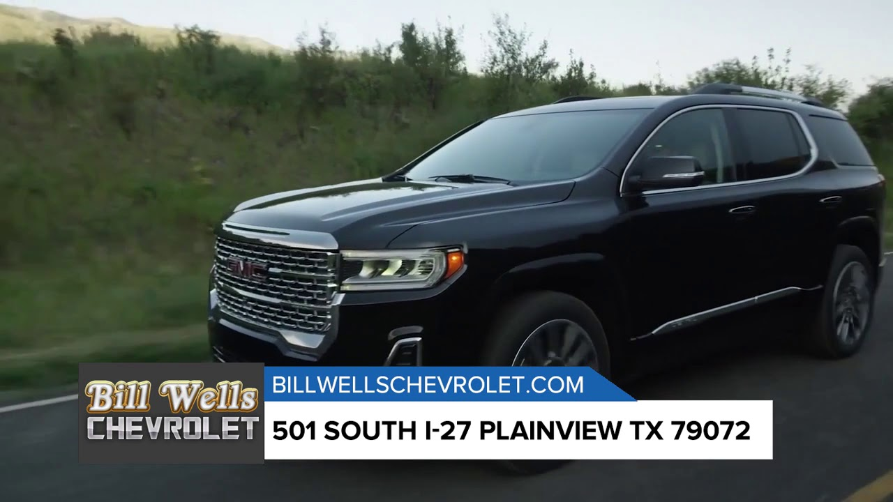 Car Dealerships In Lubbock Tx >> 2020 Gmc Acadia Plainview Tx Gmc Acadia Dealership Lubbock