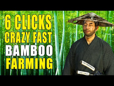 Ghost of Tsushima Infinite Bamboo Glitch & Resources Farming Exploit | GameClubz