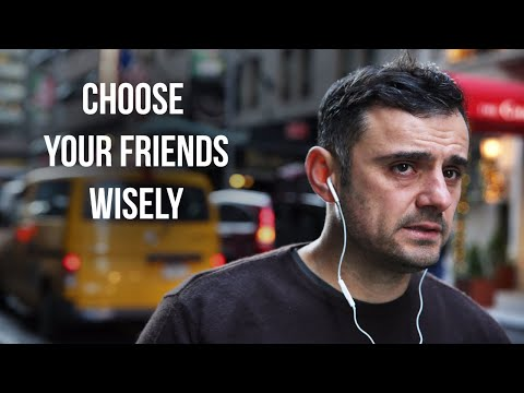Who Are Your Friends? Motivational Video !
