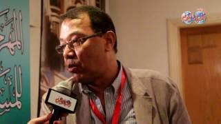 ناصر عبد المنعم: مهرجان المسرح القومي يحمل اسم الفنان الراحل نور الشريف