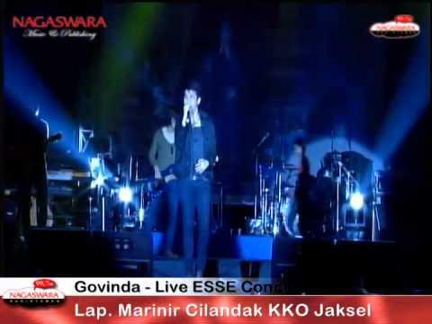 Govinda Simpananku, Records Live Video Streaming Nagaswara FM ESSE Concert Cilandak Jakarta