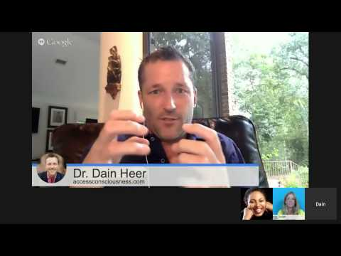 What If You're Greater Than You Decided You Are? Hangout With Dr. Dain Heer - (en Français)