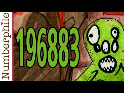 Monster Group - Numberphile