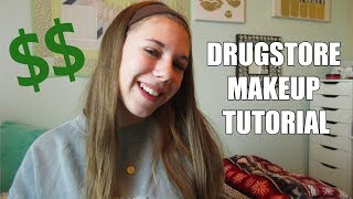 All Drugstore Makeup Tutorial!