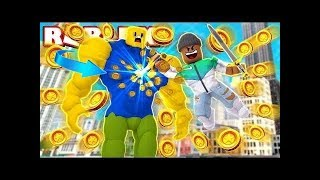 😀NAJLEPSZA WEAPON in the WORLD in ROBLOX! (Roblox Weapon Simulator) | YI ROBLOX