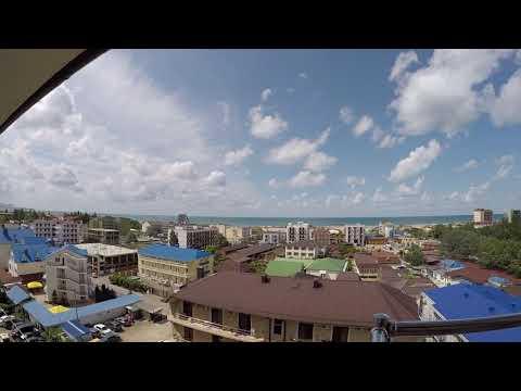 Отель Эмеральд, вид на море  #Витязево #Анапа #Эмеральд