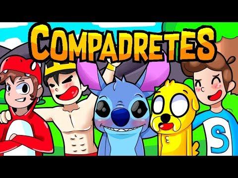 SOY EL NUEVO #COMPA?? 😱 PREGUNTAS Y RESPUESTAS CON LOS #COMPAS