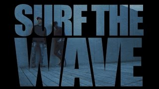 Tambour Battant - Surf the Wave ft. Jahdan Blakkamoore, Delie Red X & D2 Tha Future [Official Video]