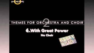 With Great Power (No Choir) - Immediate Music