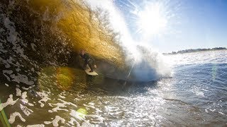 PUMPING NEW JERSEY SURF w/ KELLY SLATER