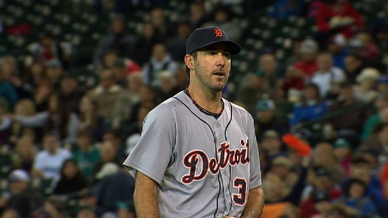 After rough outings, Astros turn to Verlander vs. Mariners