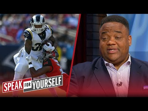 McVay has diminished Gurley's role to justify Goff's payday — Whitlock | NFL | SPEAK FOR YOURSELF