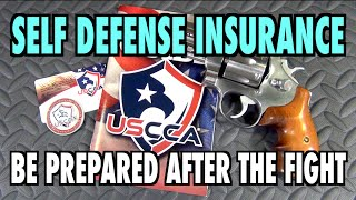Self Defense Insurance (Be Prepared After The Fight)
