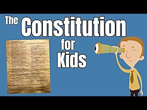 The Constitution For Kids Youtube