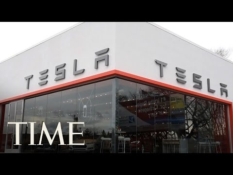 Tesla Motors Will Build All Its Cars With Self-Driving Hardware, Says Elon Musk | TIME