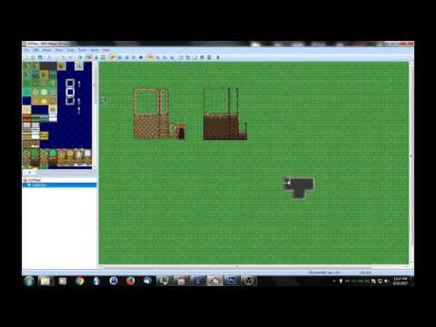 Tiled Tutorial (RPG Maker MV)