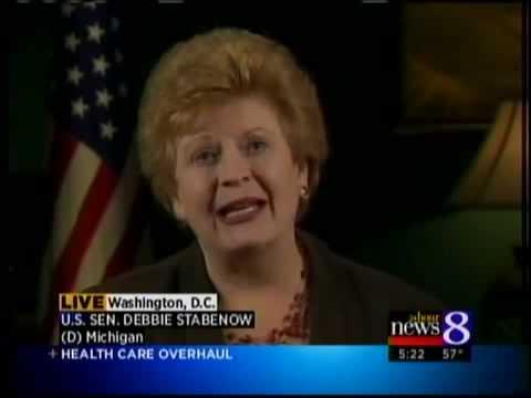 Sen. Debbie Stabenow on health care