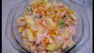 Фруктовый салат // Fruit salads