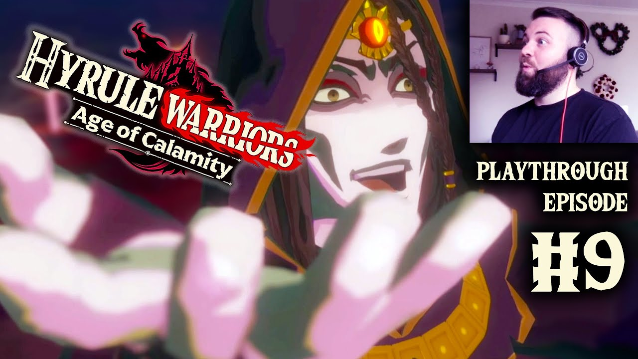 Astor Returns Hyrule Warriors Age Of Calamity Playthrough 9 Youtube