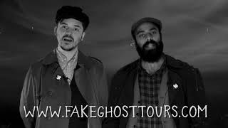 Come To Fake Ghost Tours! - Subtitled