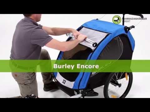 Burley Encore Youtube