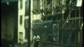 Nick Jensen in London- The Scrum Tilly Lush