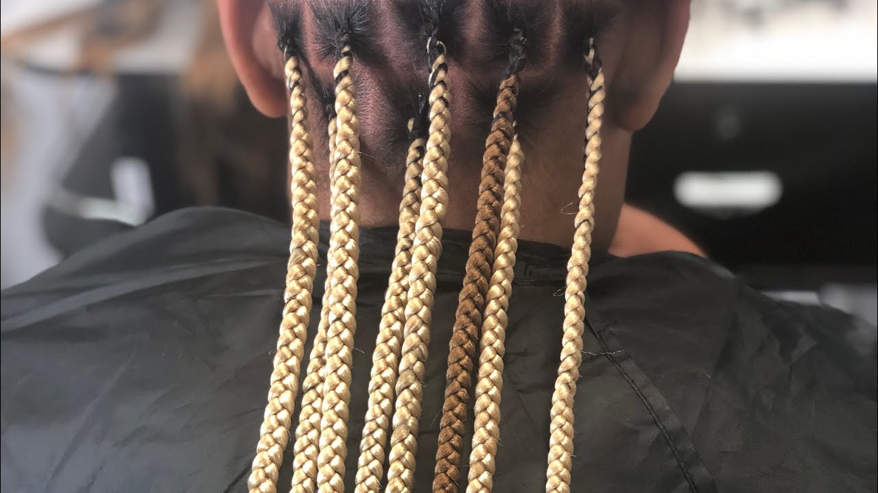 Tucking On Knotless Box Braids Youtube Even if you're no stranger to protective styles, it's always better to know what to expect from a new one. tucking on knotless box braids