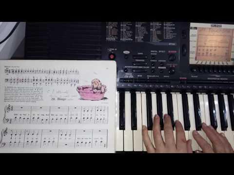 The Leila Fletcher Piano Course- lição 29