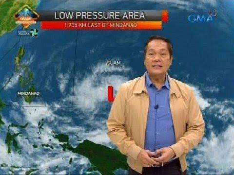 LPA na posibleng maging bagyo, inaasahang papasok sa PHL Area of Responsibility bukas