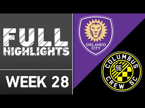 HIGHLIGHTS | Orlando City SC 1-4 Columbus Crew SC