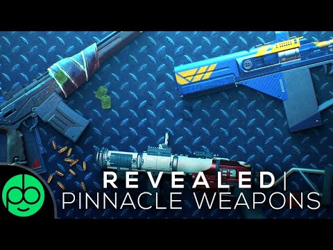 Destiny 2 : Season Of The Forge Pinnacle Weapons Revealed! (Gambit, Competitive, Vanguard)