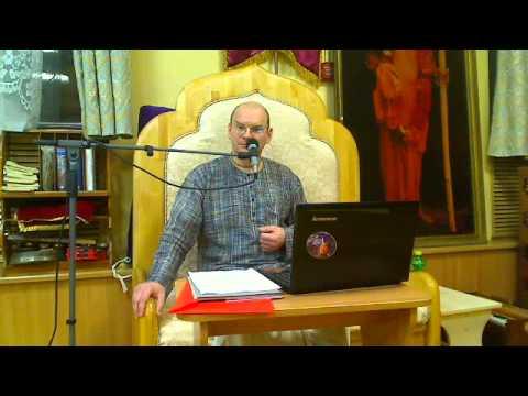 Шримад Бхагаватам 3.23.30-31 - Абхай Чайтанья прабху
