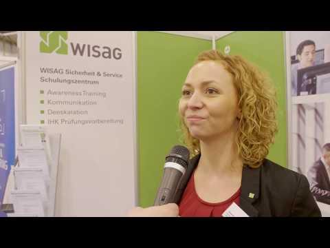 Interview Mit Isabelle Dichmann / WISAG Sicherheit & Service Trainings GmbH