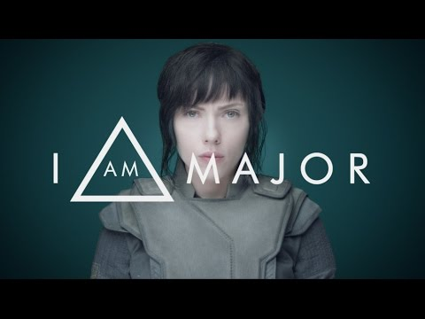"Ghost In The Shell (2017) - ""I Am Major"" - Paramount Pictures"