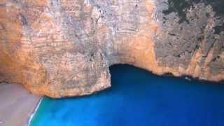Zakynthos Island Greece (Закинтос, Греция)(Путешествие на остров Закинф. ryajenka.com., 2014-02-09T11:23:24.000Z)