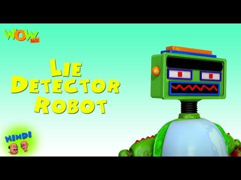 Lie Detector Robot - Motu Patlu in Hindi...