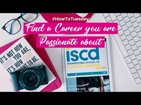 HOW TO FIND A CAREER THAT YOU ARE PASSIONATE ABOUT
