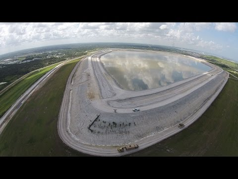 The Radioactive Sinkhole In Florida - What Are Phosphogypsum Stacks & Why Are They So Toxic?